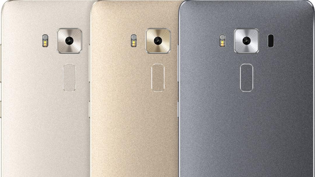 Asus Zenfone 3: Smartphone-Trio in günstig, groß und stark