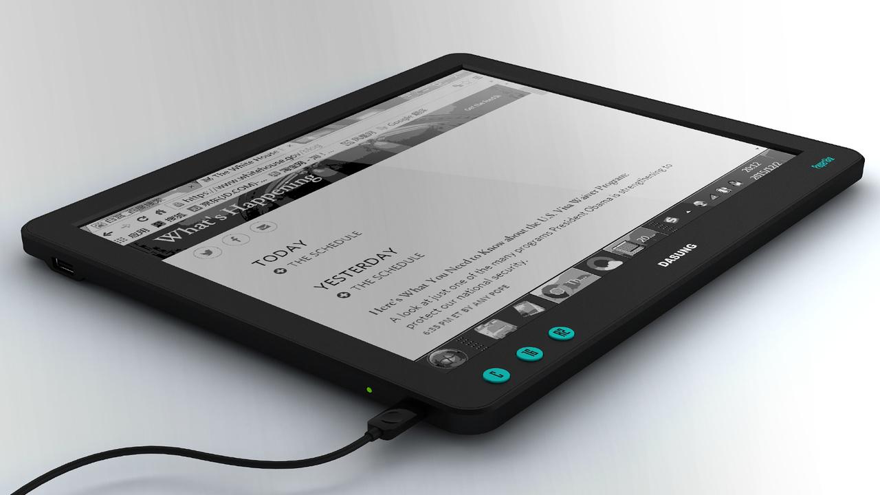 E-Ink-Monitor PaperLike: Überarbeitete Version per Crowdfunding vorbestellbar
