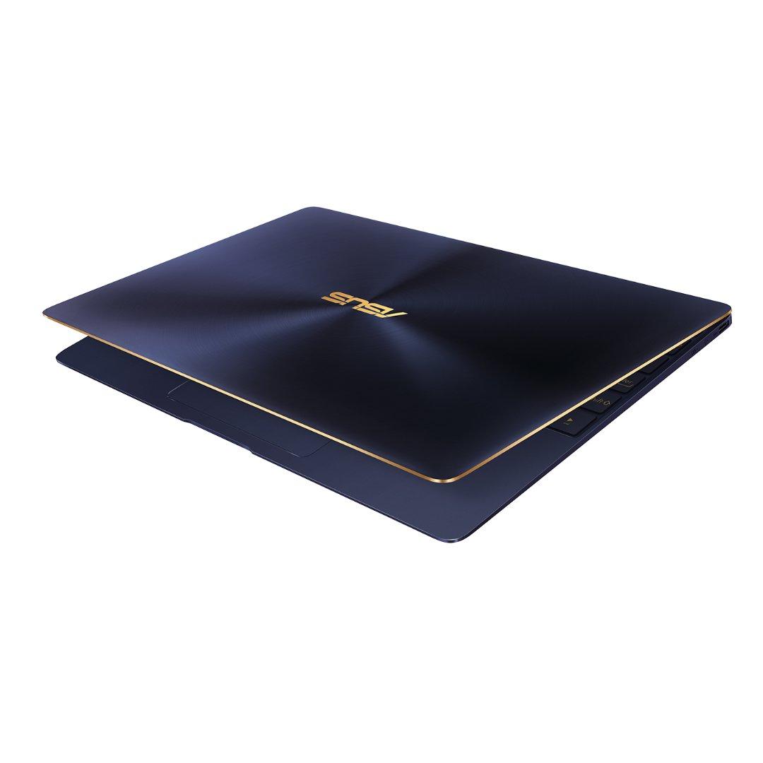 ASUS ZenBook 3 UX390 Unibody Design mit Aluminium aus der Raumfahrt