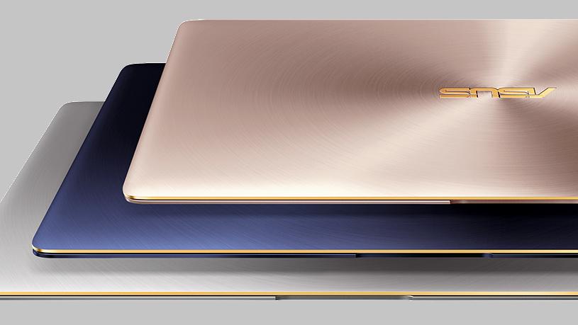 Asus Zenbook 3: Mit 3-mm-Lüfter dünner und leichter als das MacBook