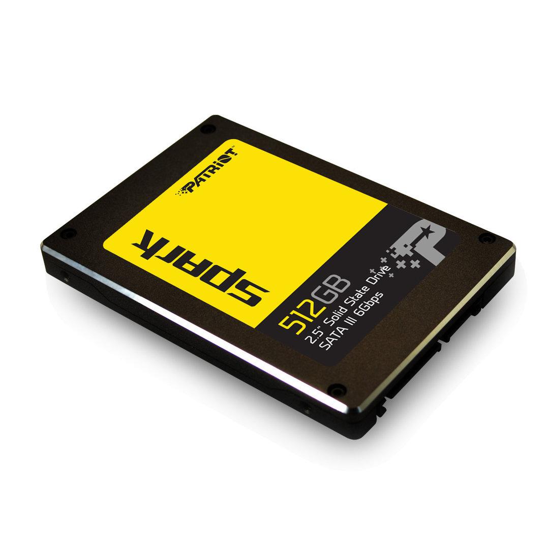 Patriot Spark 512 GB
