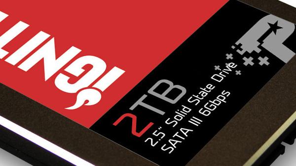Patriot Ignite: Mainstream-SSD mit 2TByte und Phison S10