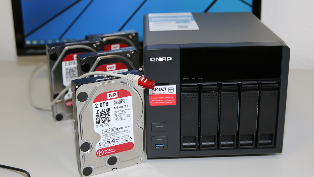 NAS: Canonical kooperiert mit QNAP
