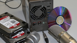 QNAP TS-253A im Test: Dual-HDMI-NAS mit Karaokesystem und Ubuntu