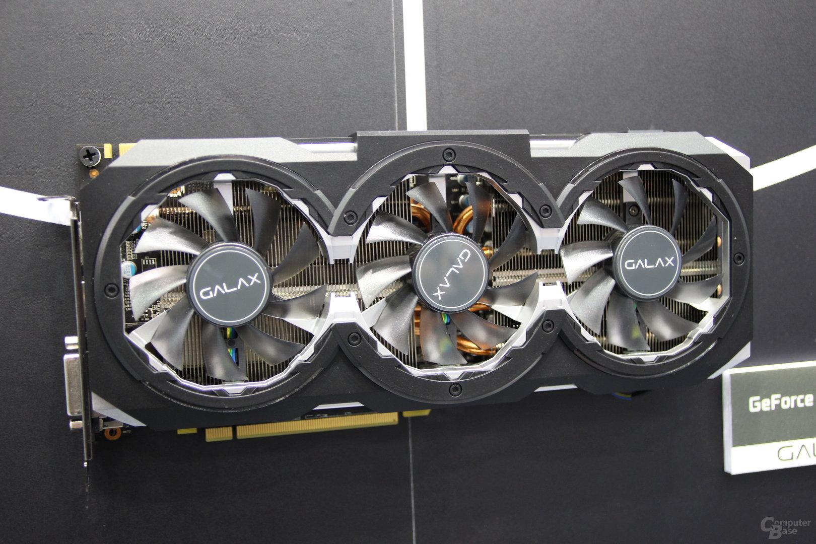 Galax GeForce GTX 1070 OC EX