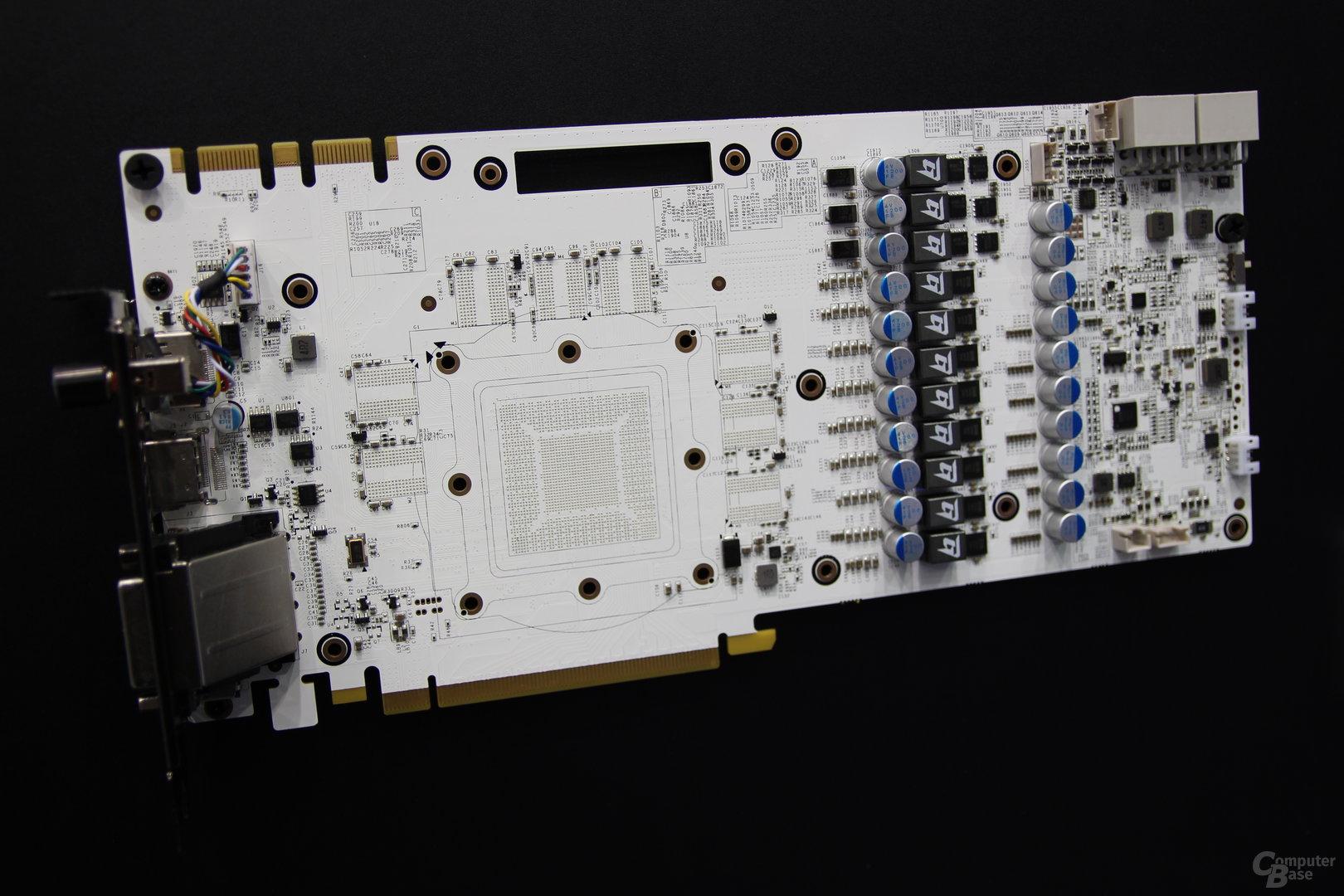 Galaxy GeForce GTX 1070 HOF