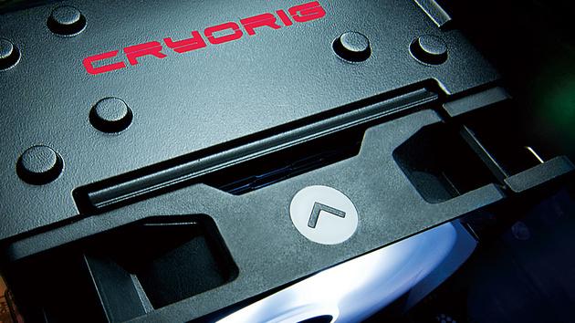 Cryorig H7 Quad Lumi: Erster Prozessorkühler mit RGB-Beleuchtung
