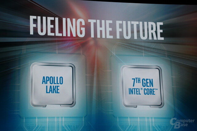 Intel Apollo Lake und Kaby Lake