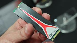 Plextor-SSDs: NVMe mit MLC für Spieler und mit TLC für die Massen