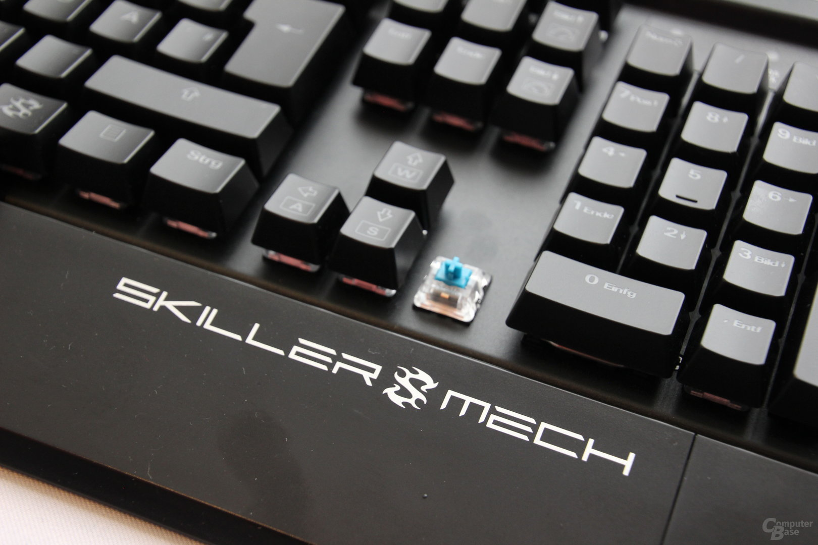 Sharkoon Skiller Mech zur Computex 2016