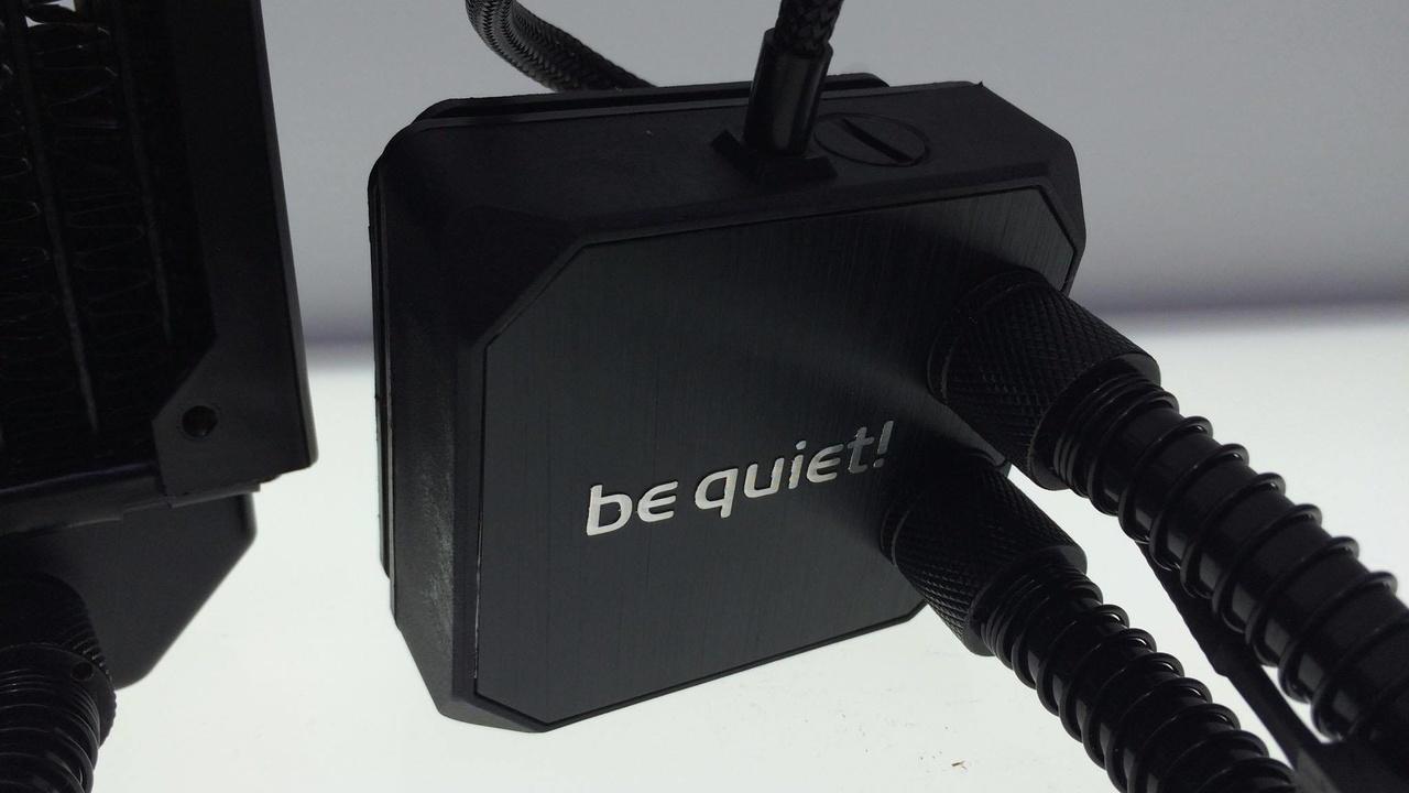 Silent Loop: be quiet! setzt bei AiO-Wasserkühlung auf Alphacool