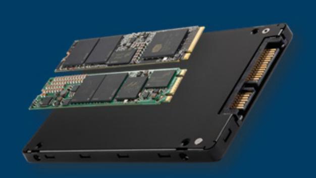 Micron 1100 und 2100: Zwei ungleiche 3D-NAND-SSDs für OEM-Computer