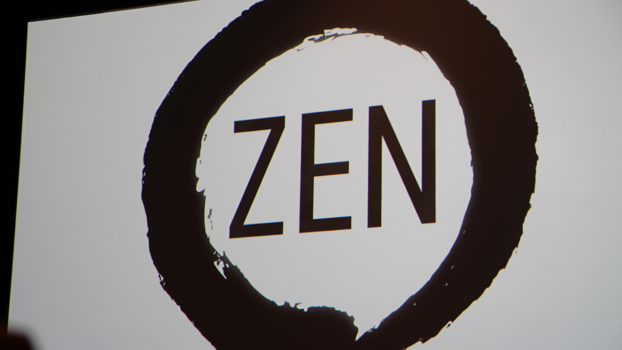 AMD Zen: Neue CPU mit acht Kernen und 16 Threads erstmals gezeigt