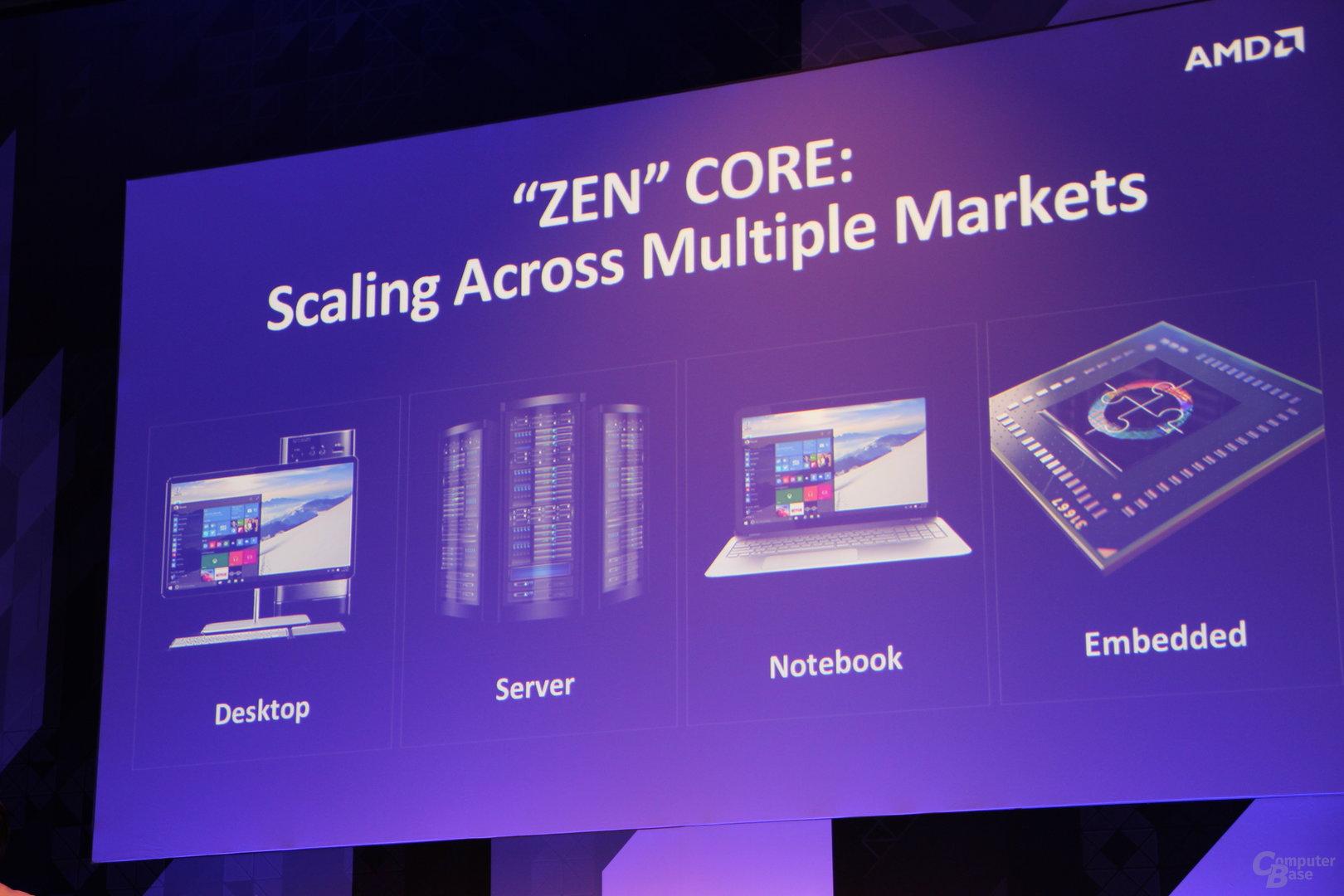 AMD zeigt Zen auf der Computex 2016