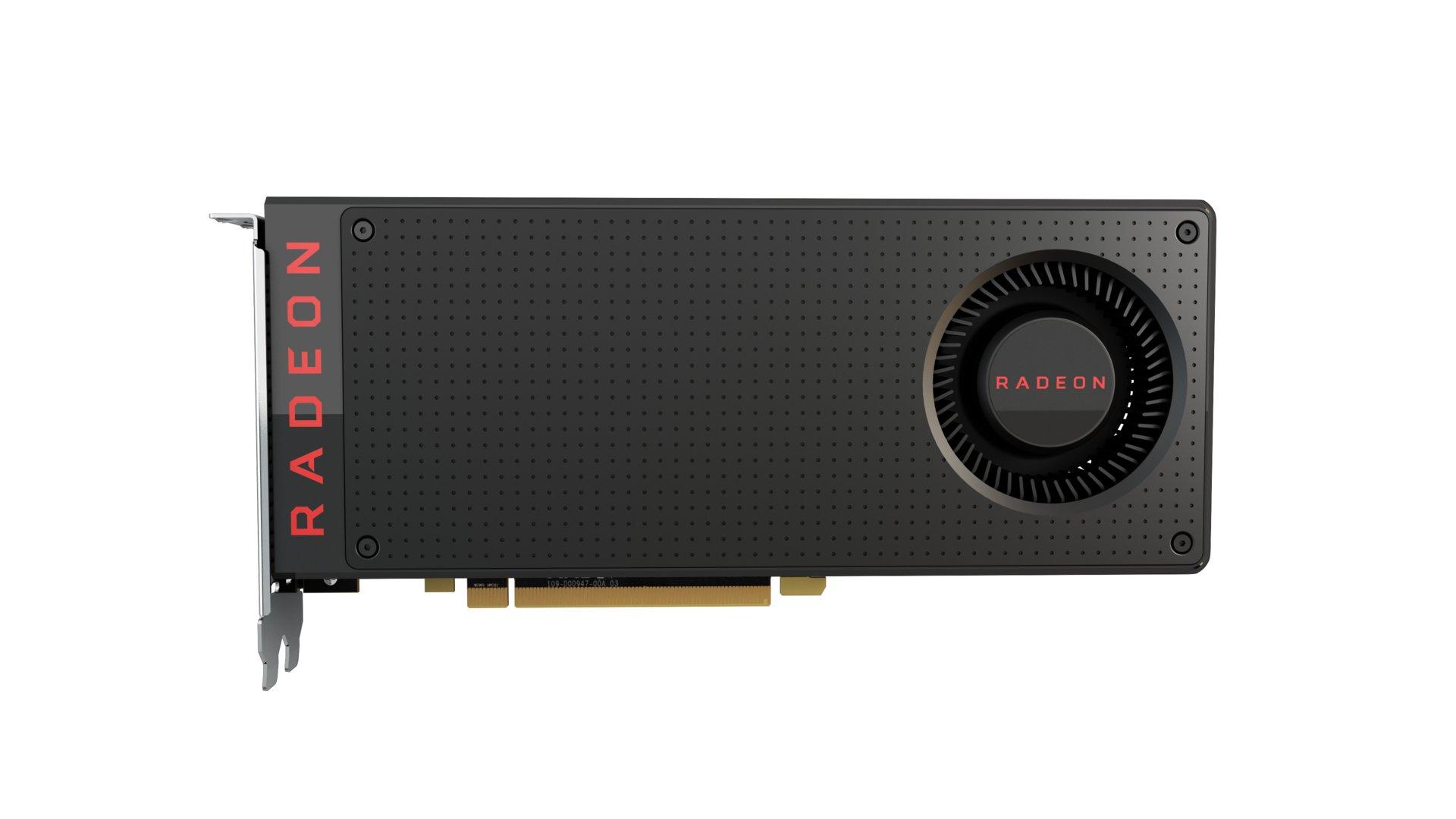 AMD Radeon RX 480: Offizielle Bilder