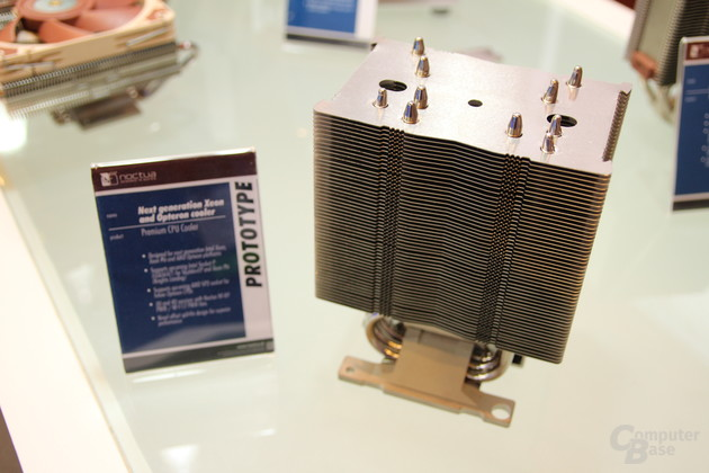 Neuer Noctua-Kühler für riesige Prozessoren