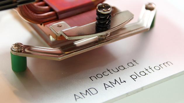 Noctua: Mounting Kit für AM4, neuer Kühler für Sockel LGA 3647