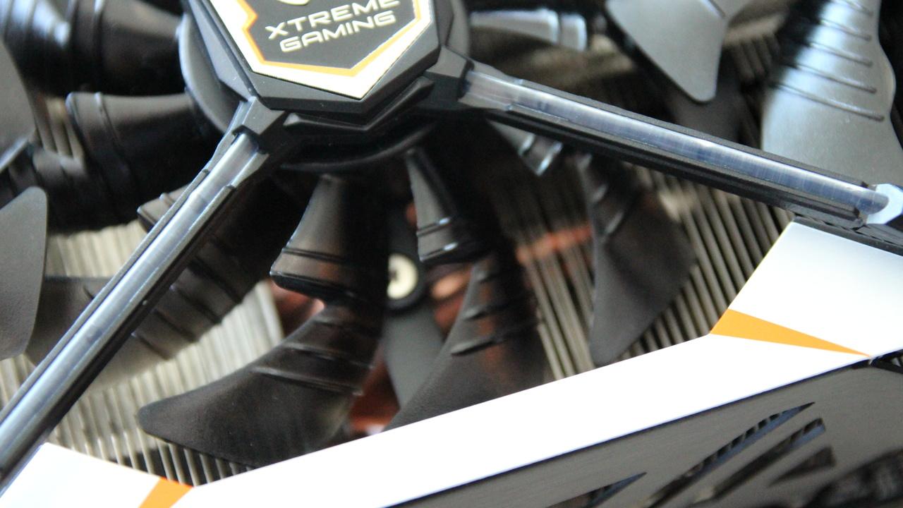 Gigabyte GTX 1080: Xtreme Gaming mit tiefergelegtem Speziallüfter