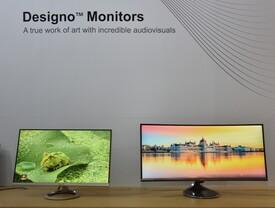 Designo MX27UC (links), Designo MX34VQ (rechts)