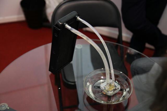 Raijintek: Wasserkühlung ohne Pumpe