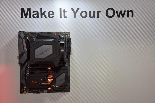 Mainboard-Modding mit Teilen aus dem 3D-Drucker
