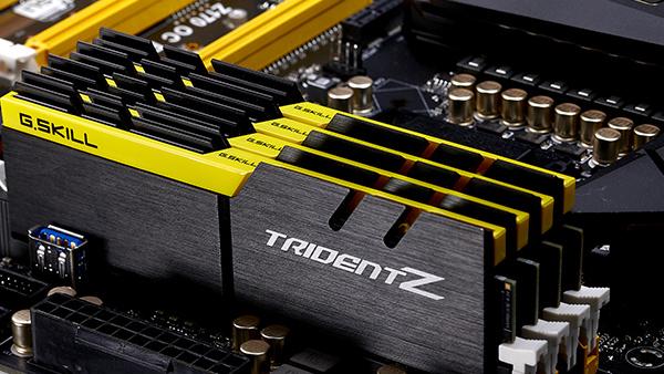 DDR4: G.Skill zeigt DDR4-4.500, Adata XPG Z1 als DDR4-4.400
