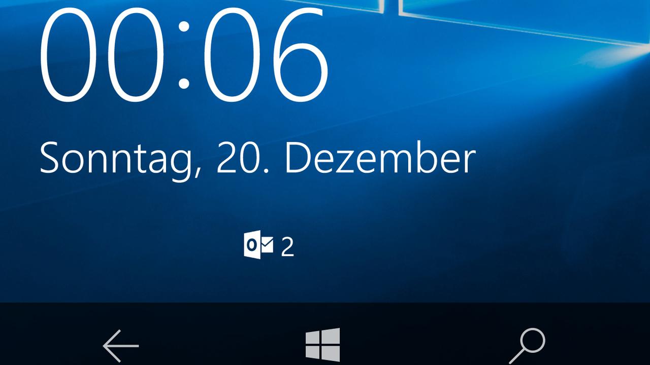 Windows 10 Mobile: Build 14356 übermittelt Benachrichtigungen an den PC