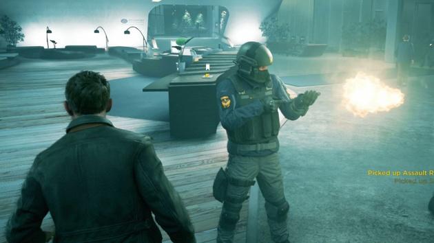 Quantum Break: Update erlaubt Deaktivierung von Vsync