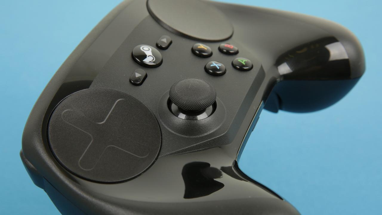 Steam Controller: Jetzt auch für Steam-fremde Spiele einsetzbar