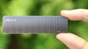 PNY-SSDs: PhantomX mit NVMe, Elite & EX1 für unterwegs