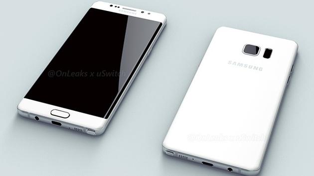 Samsung Galaxy Note 7: Video offenbart Details zum erwarteten XXL-Flaggschiff