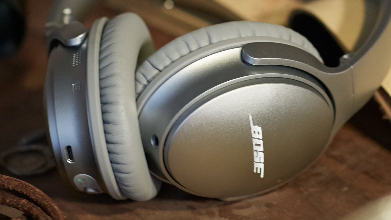 Noise Cancelling: Bose QuietComfort 35 und QuietControl 30 ohne Kabel