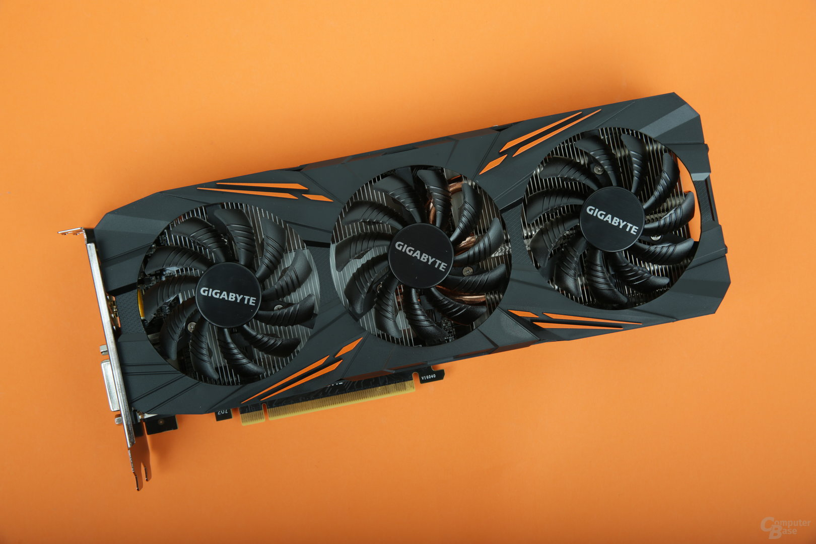 Gigabyte GeForce GTX 1080 G1 Gaming mit WindForce-Kühlsystem