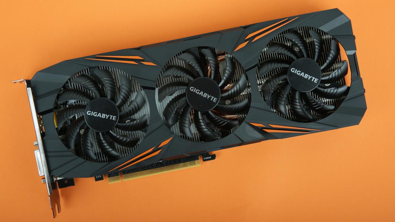 Neu in der Redaktion: Gigabyte GeForce GTX 1080 G1 Gaming