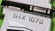 GeForce GTX 1070 im Test: Effizient viel Leistung zum hohen Preis