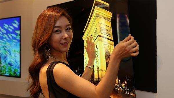 LG: OLED-TVs haben Lebenszeit von 100.000 Stunden