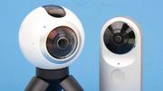 360-Grad-Kameras im Test: Samsung Gear 360 und LG 360 Cam im Vergleich
