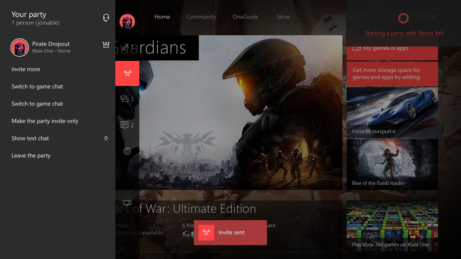 Cortana auf der Xbox One