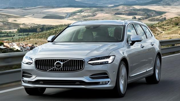 Navigation: Volvos neues Infotainment nutzt TomTom-Kartenmaterial