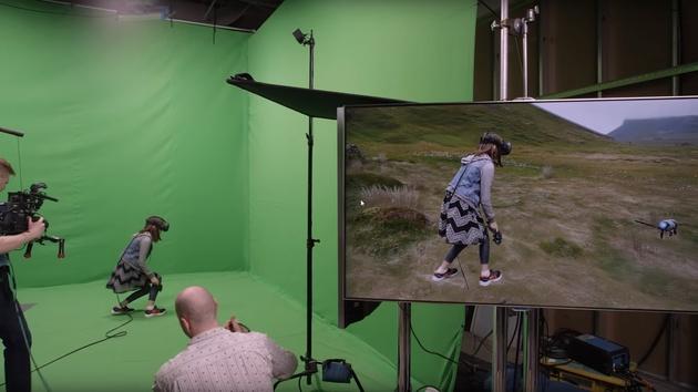 Unreal Engine: Pläne für native Mixed-Reality-Aufnahmen