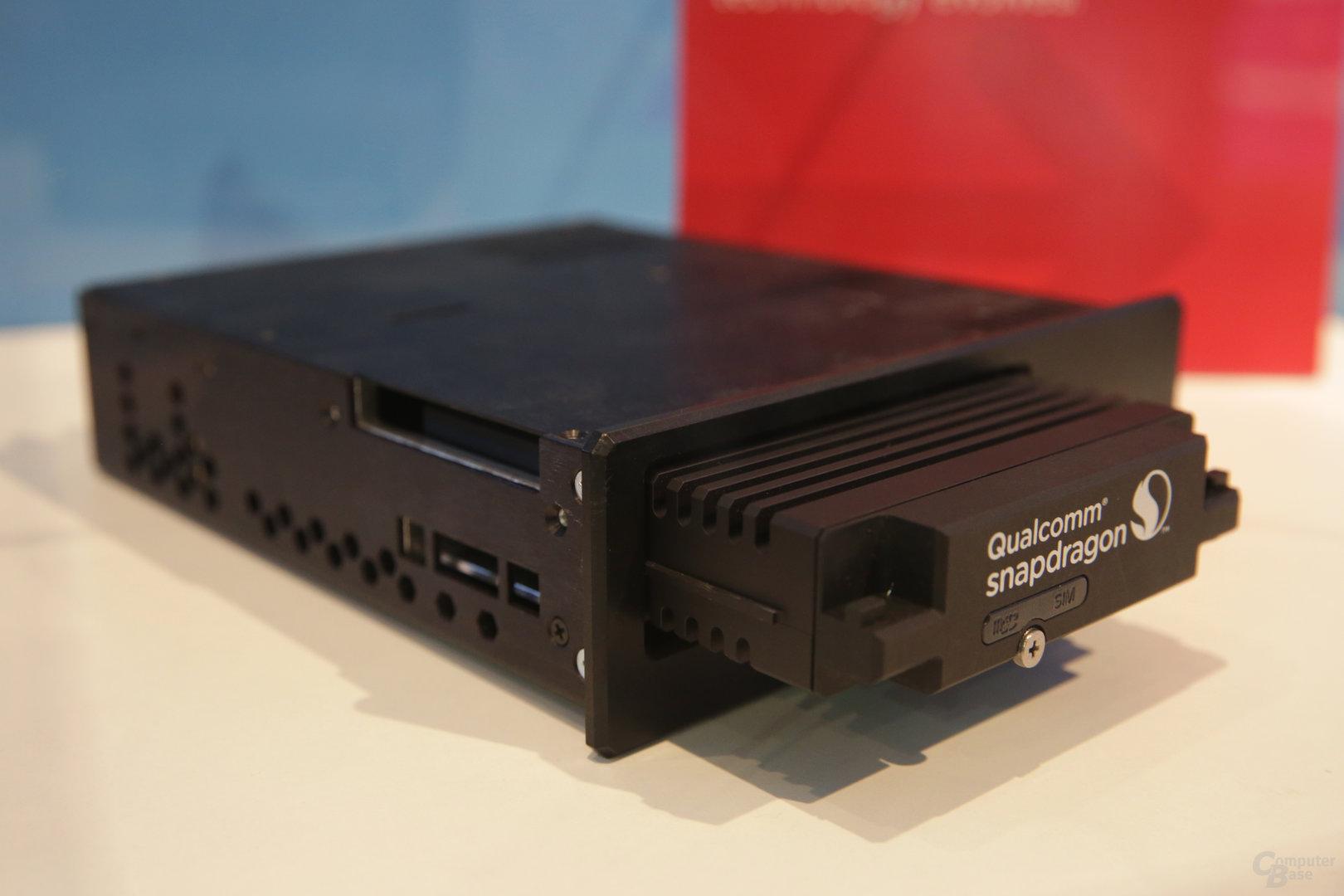 Snapdragon 820A und Modul für Automobile