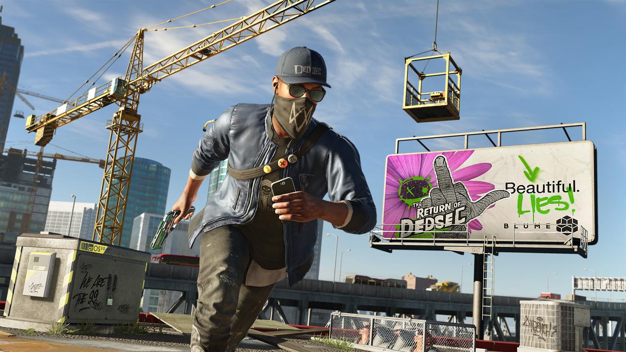Watch Dogs 2: Ein neuer Held, eine neue Stadt und mehr Hacking
