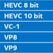 Intel Kaby Lake: Hardware-Unterstützung für 10-Bit HEVC und VP9 bestätigt