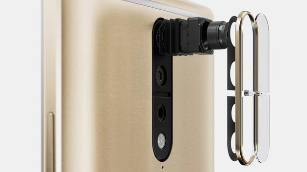 Tango-Smartphone: Lenovo Phab 2 Pro mit Augmented Reality für 499 €
