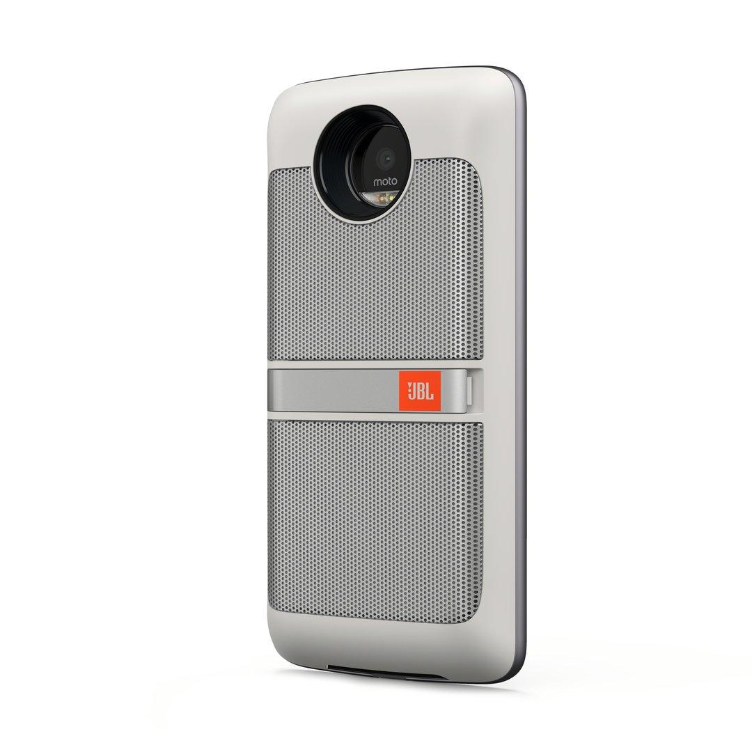 Lenovo Moto Z – JBL-Lautsprecher