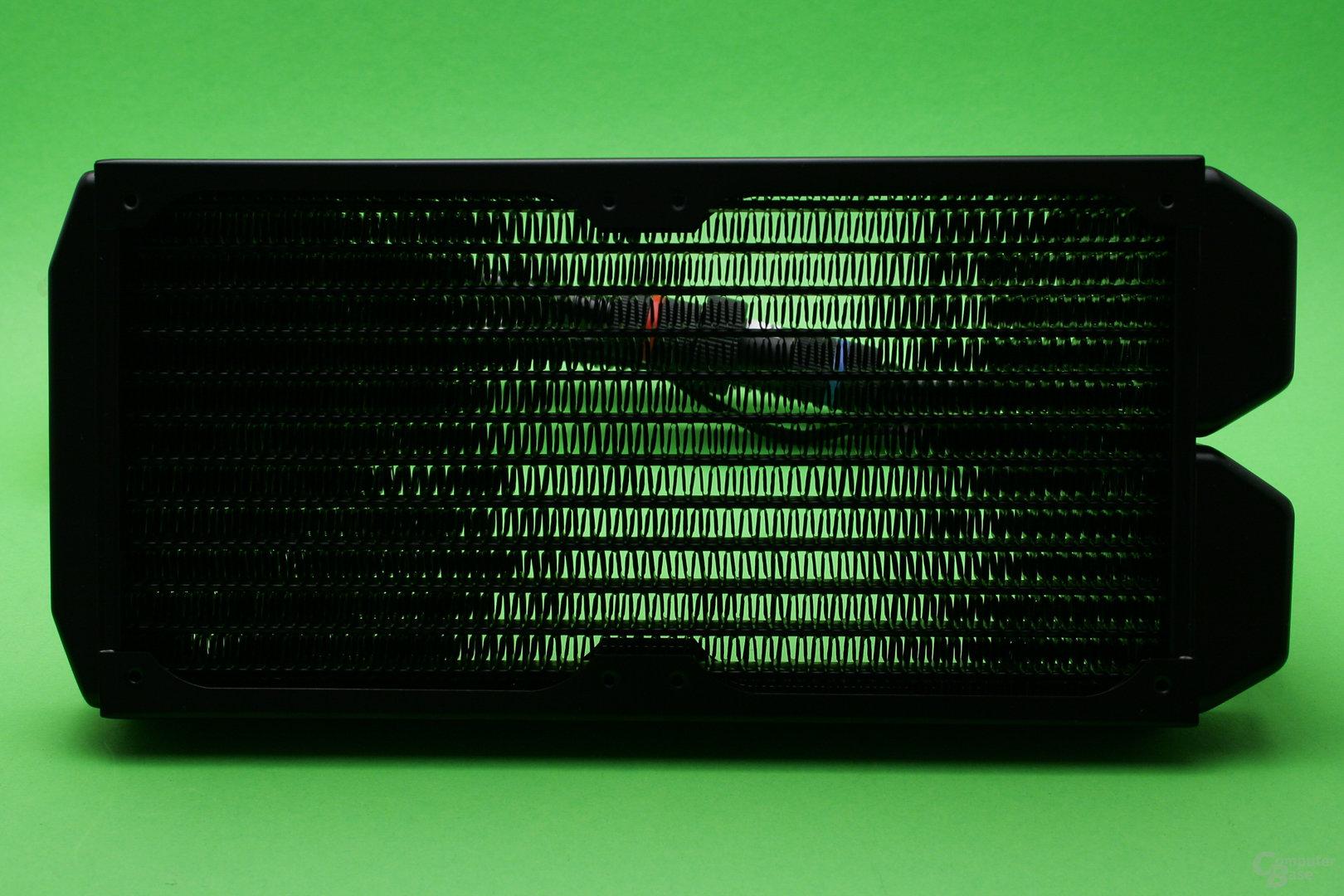 Alphacool Eisbaer: NexXxos ST30 240 Radiator
