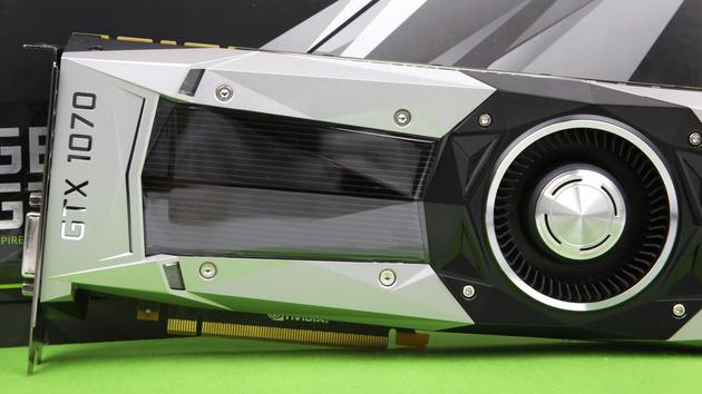 Wochenrückblick: Nvidia GeForce GTX 1070 für 35-jährige Spieler