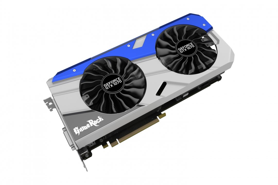 Palit GeForce GTX 1070 GameRock