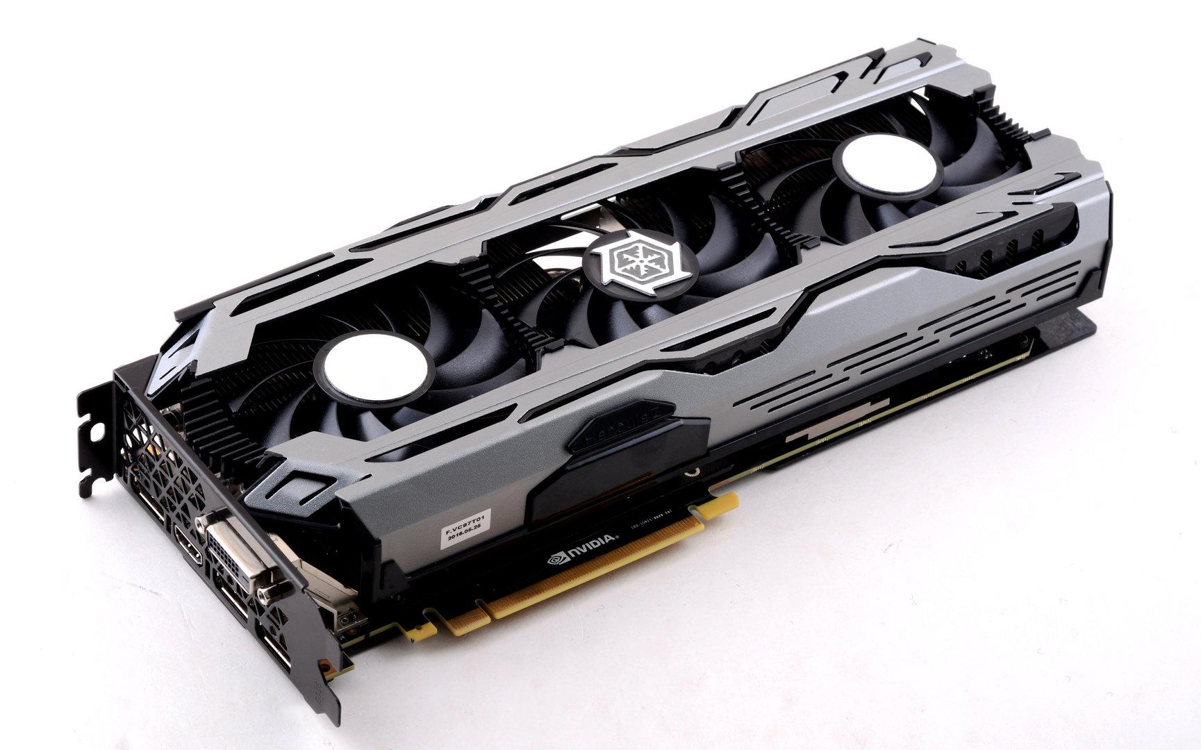 Inno3D iChiLL GeForce GTX 1070 X3