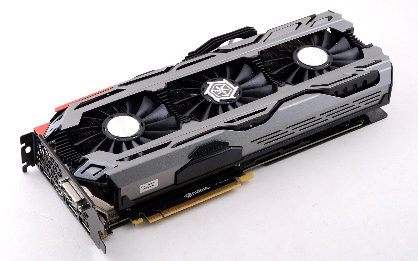Inno3D iChiLL GeForce GTX 1070 X4